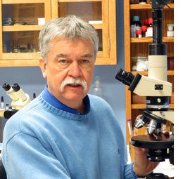 Skip Palenik, Founder and Senior Research Microscopist