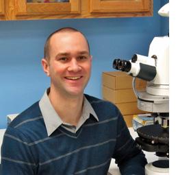 Jason Beckert, Research Microscopist
