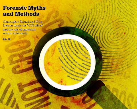 Chris Palenik cover story