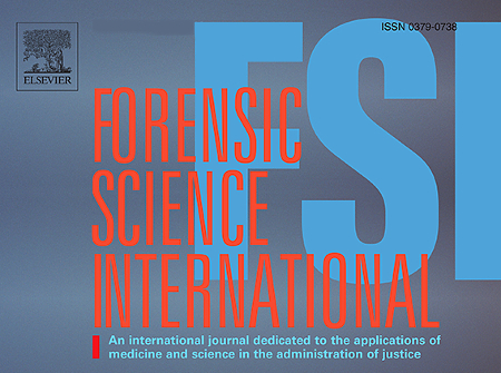 Forensic Science International Article By Microtrace Scientists Microtrace